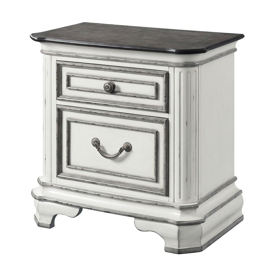 Leighton Manor Nightstand Elements Furniture Furniture Cart
