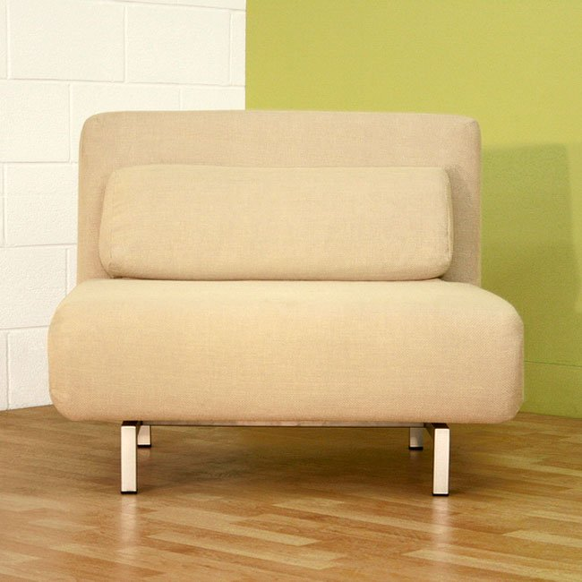 Amiens Convertible Chair (Cream)
