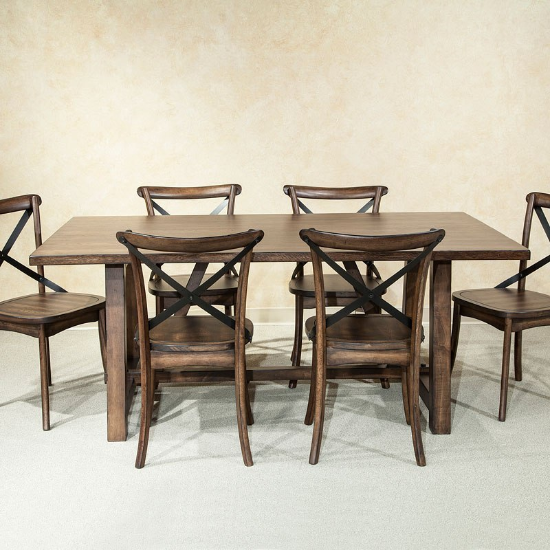 Dazzelton Dining Room Table: Lindsay Rectangular Dining Table Intercon Furniture