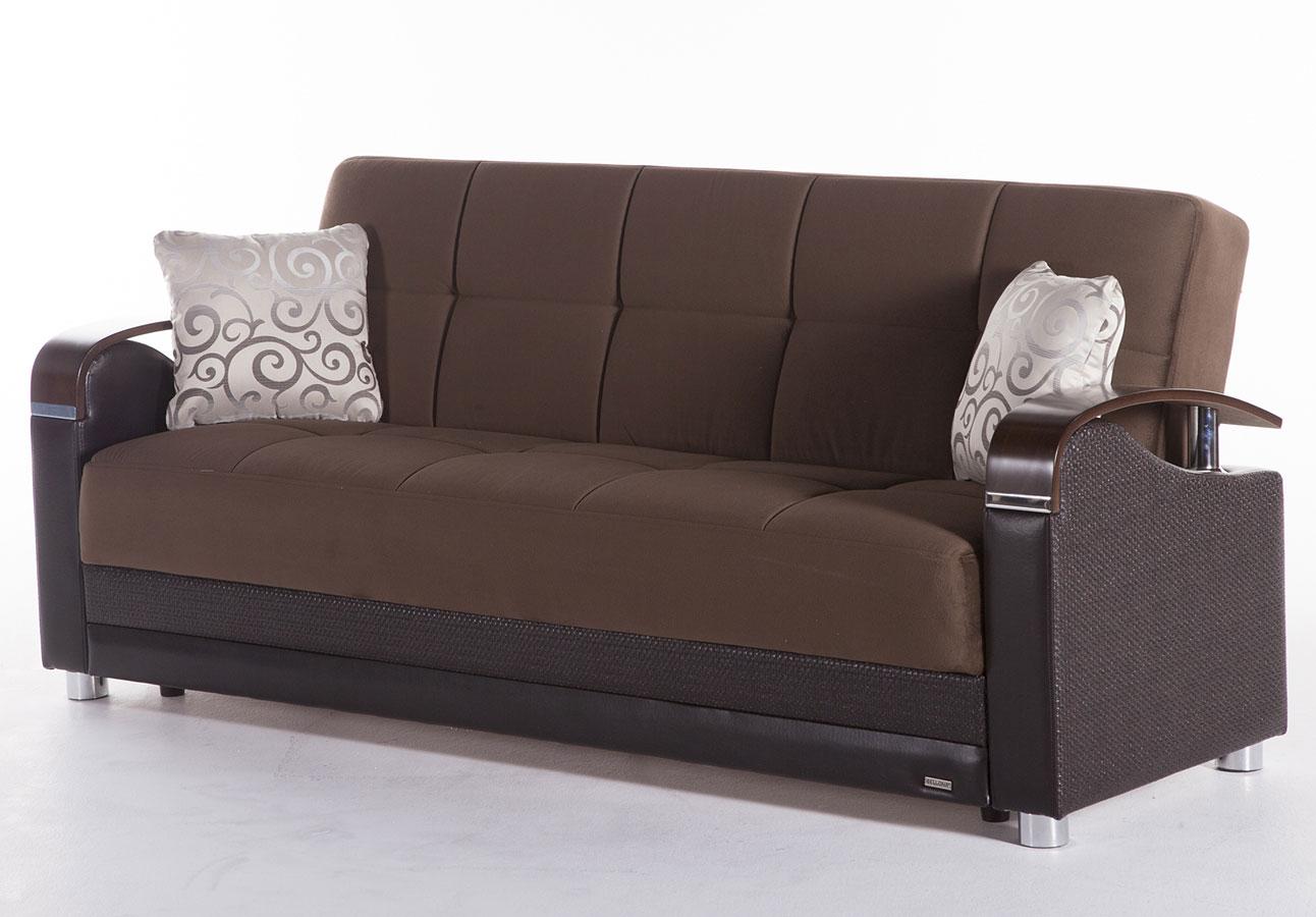 Luna Modular Sectional Naomi Brown Istikbal Furniture