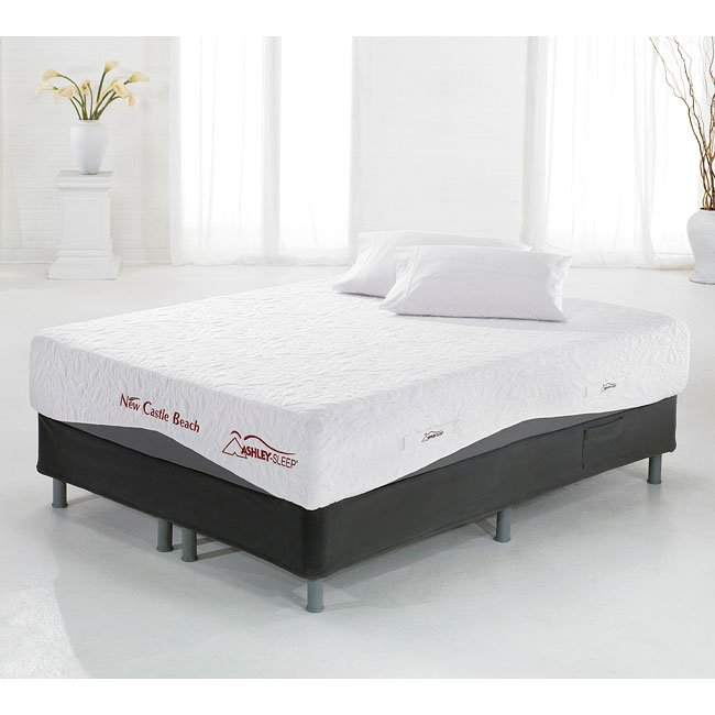 New Castle Beach 12 inch Memory Foam Mattress
