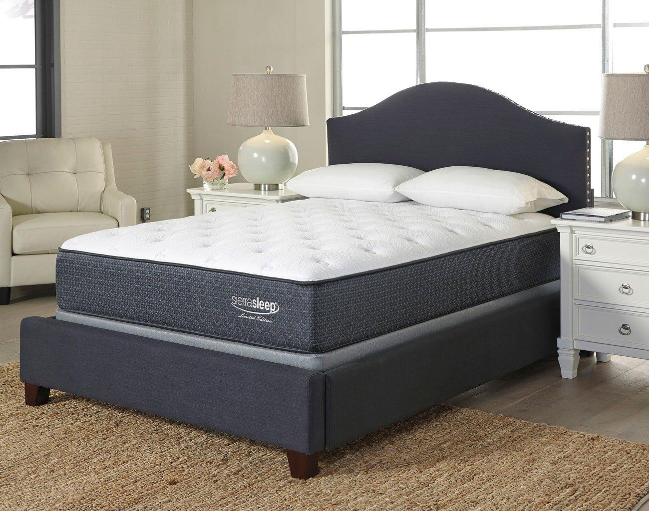 Limited Edition Plush Mattress Sierra Sleep Furniture Cart