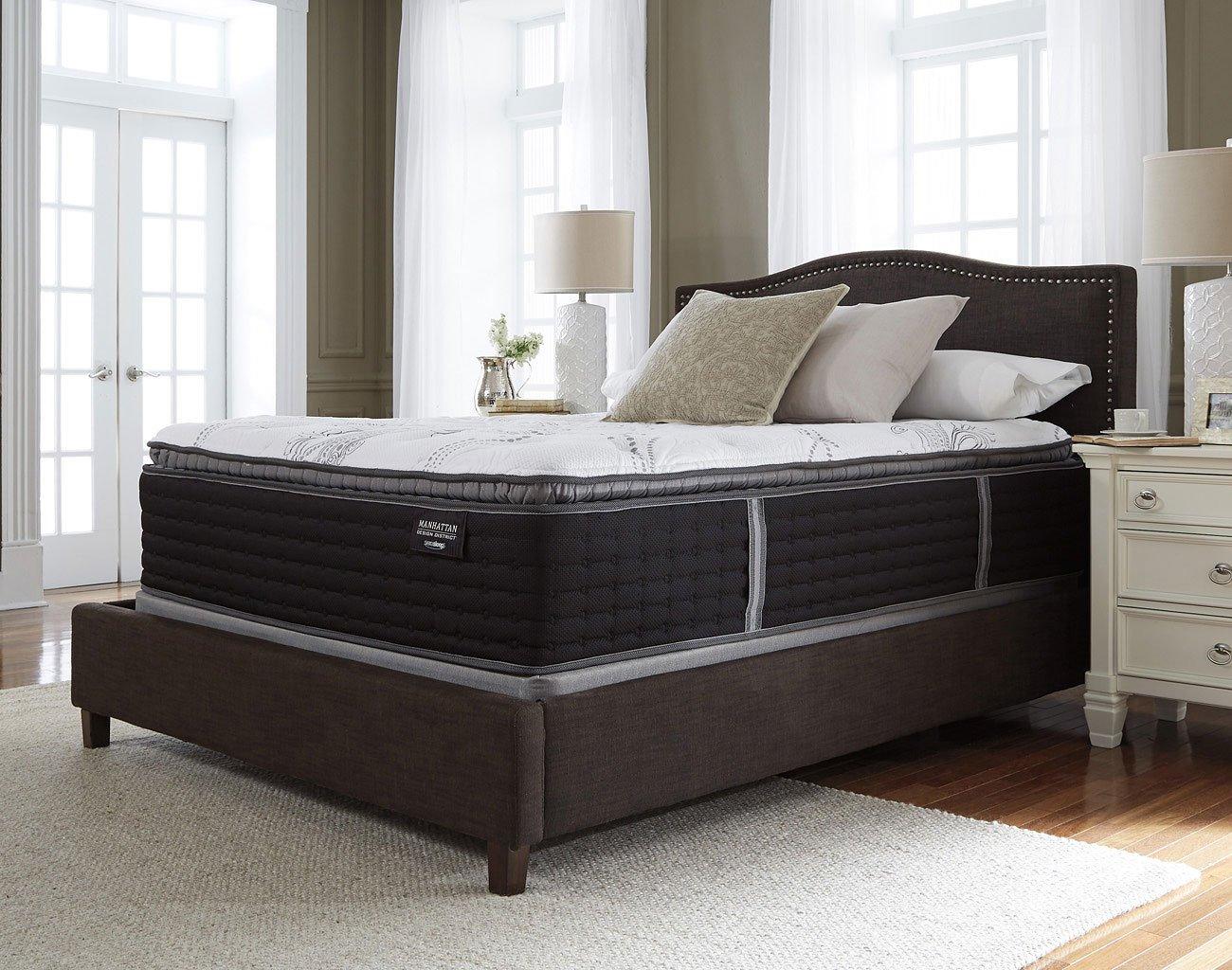 Manhattan Design District Firm Pillow Top Mattress Sierra