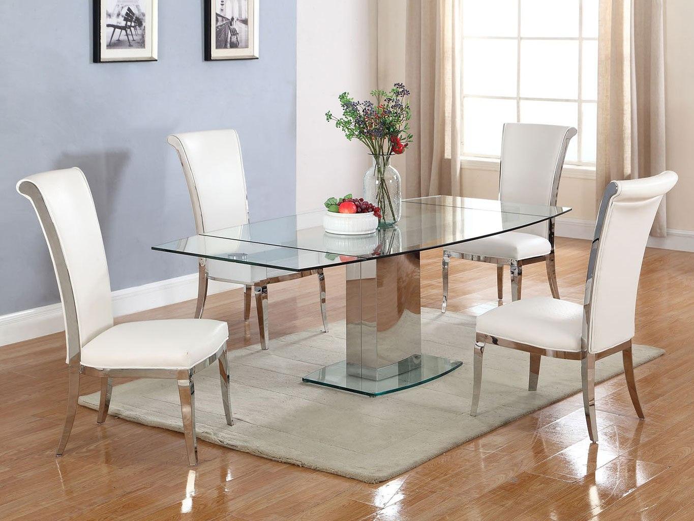 Mackenzie Dining Room Set w/ Joy Chairs