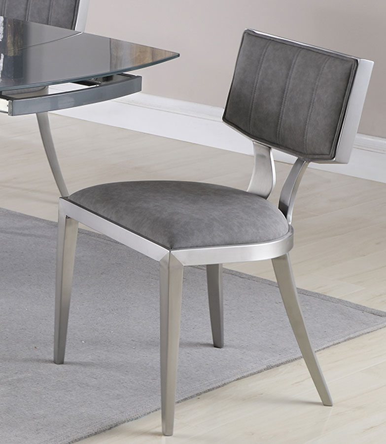 Furniture Imports: Mavis Side Chair (Set Of 2) Chintaly Imports