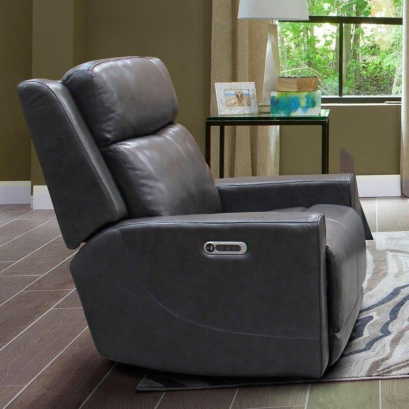 Ashley Furniture Flagstaff: Cabo Power Recliner W/ Power Headrest (Flagstaff) Parker
