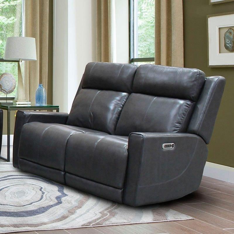 Ashley Furniture Flagstaff: Cabo Power Reclining Living Room Set W/ Power Headrests