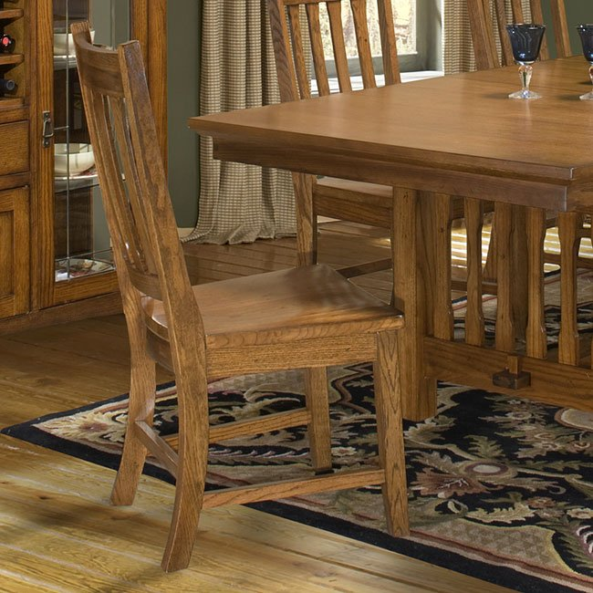 Mission Leopold Side Chair (Set Of 2)