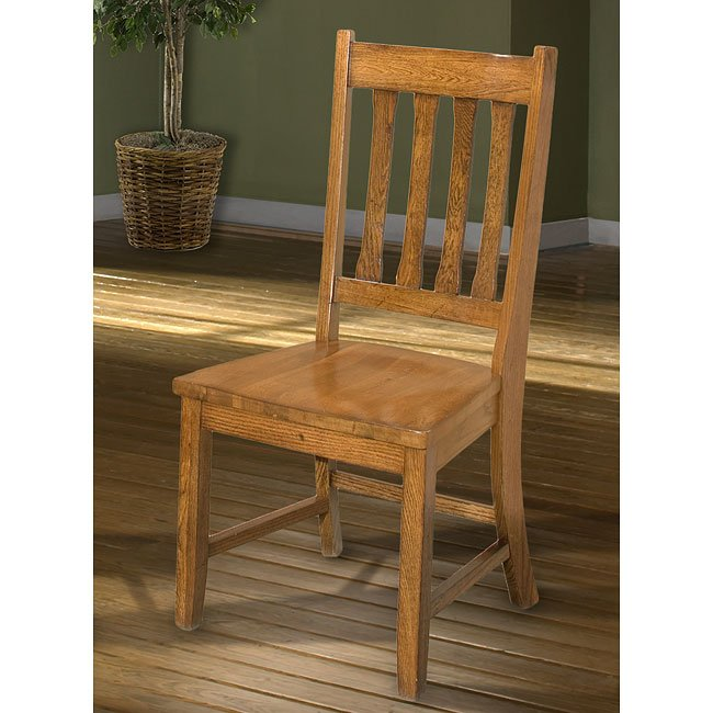 Bon Mission Leopold Side Chair (Set Of 2)