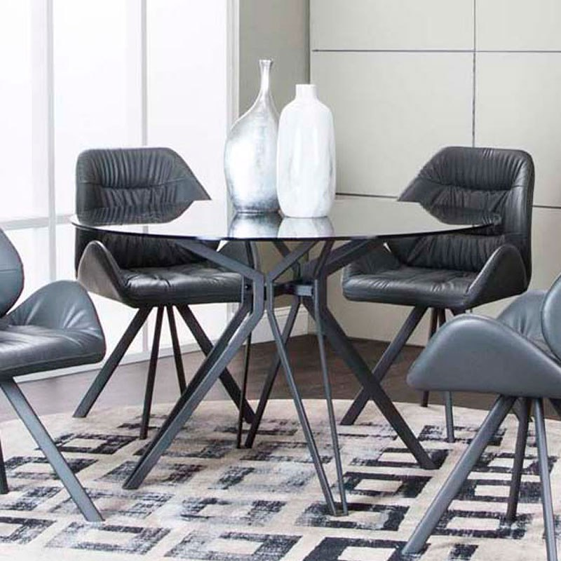Spyder Round Dining Table
