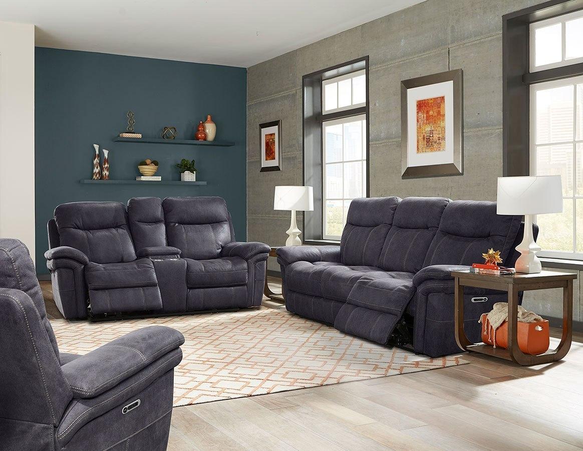 Mason Power Reclining Living Room Set W Power Headrests