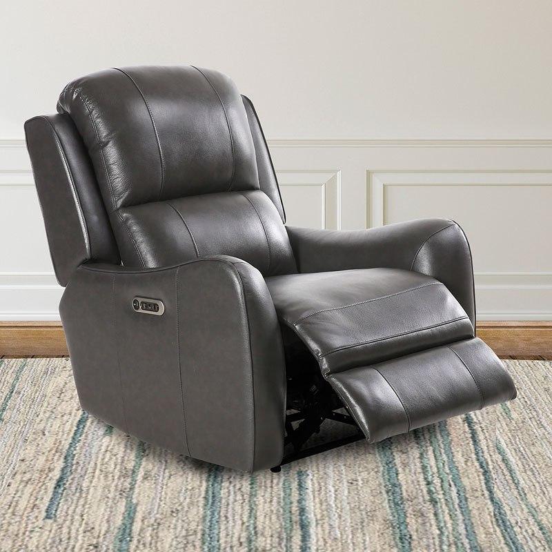 Ashley Furniture Flagstaff: Petra Power Recliner W/ Power Headrest (Flagstaff) Parker
