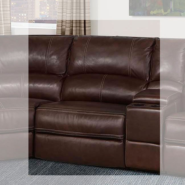 Swift Modular Reclining Sectional Clydesdale