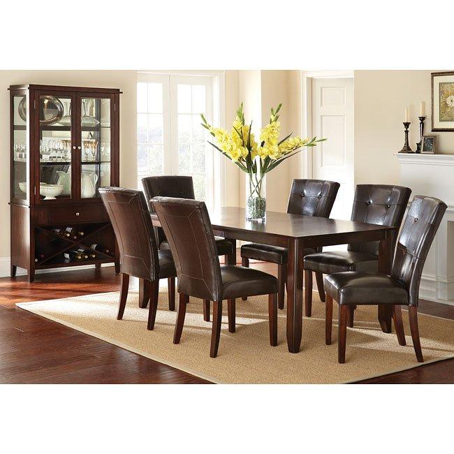 6066e829aa02 Marcus Dining Room Set Steve Silver Furniture | Furniture Cart