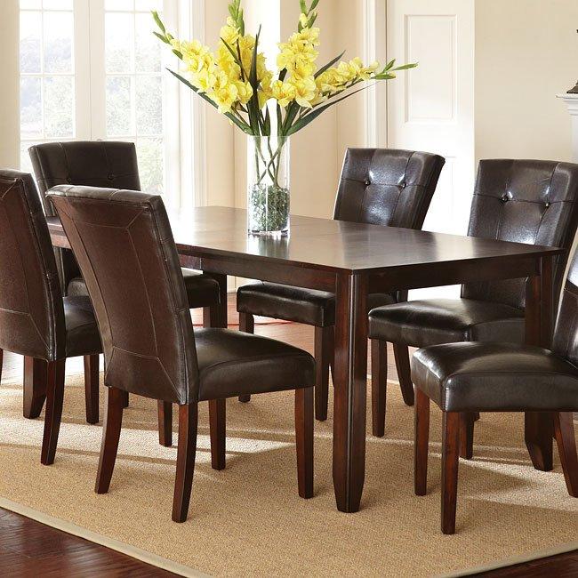 efa092ff3afd Marcus Dining Table Steve Silver Furniture | Furniture Cart