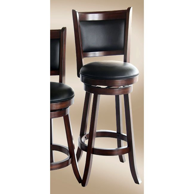 Preston Home Bar Set Distressed Walnut Eci Furniture 1