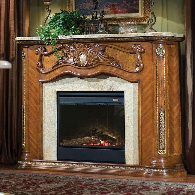 Cortina Fireplace