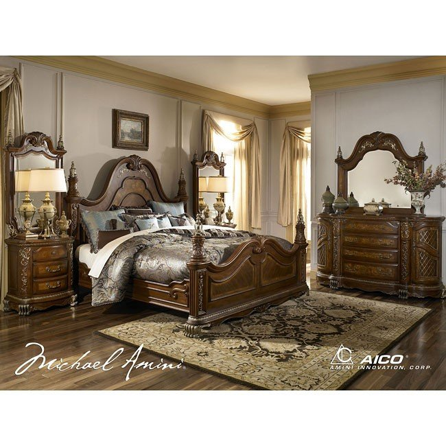 Venetian Ii Poster Bedroom Set