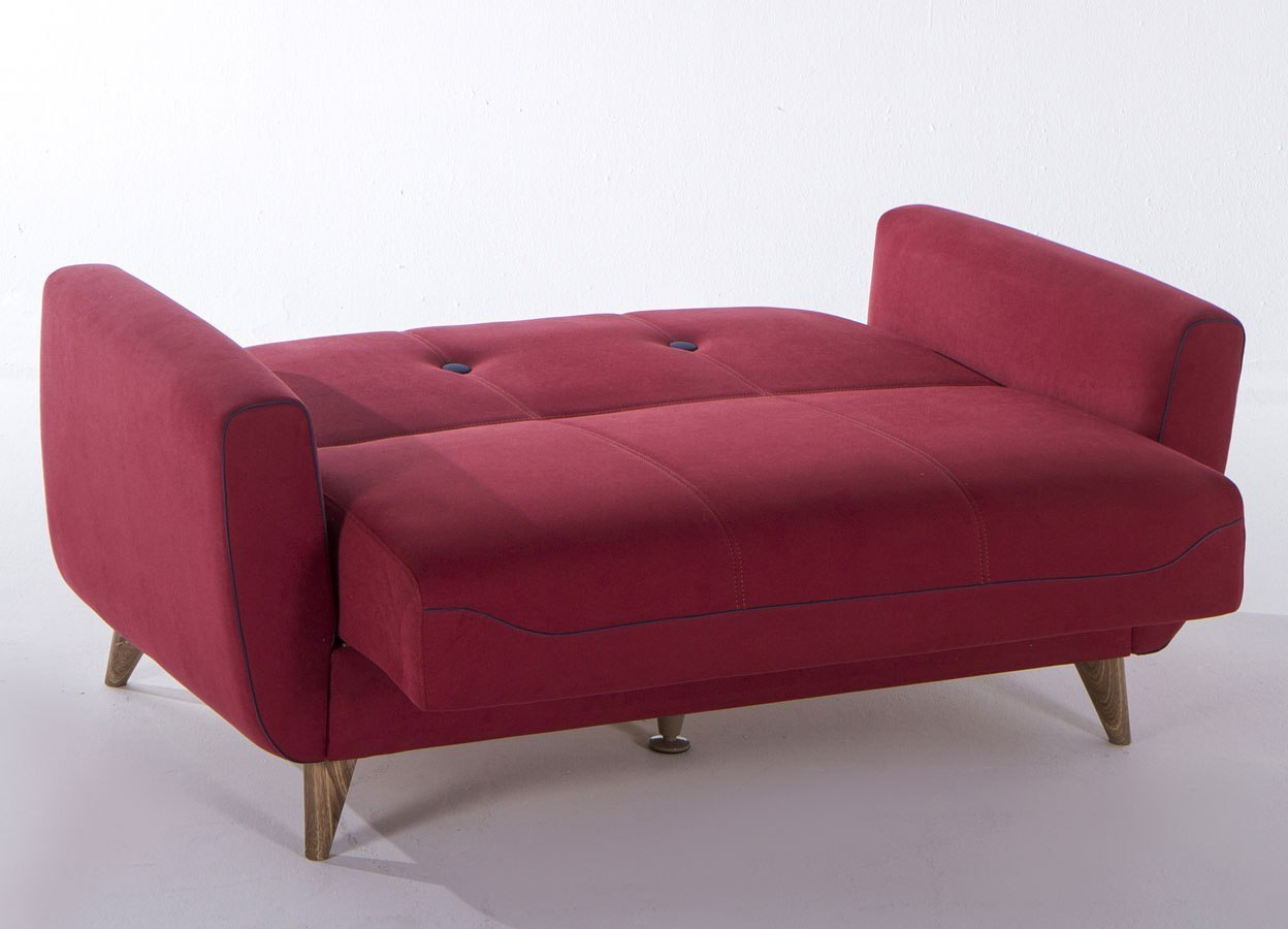 Fantastic Nora Love Seat Zigana Marsala Uwap Interior Chair Design Uwaporg