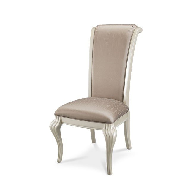 Hollywood Swank Side Chair (Pearl) (Set of 2)