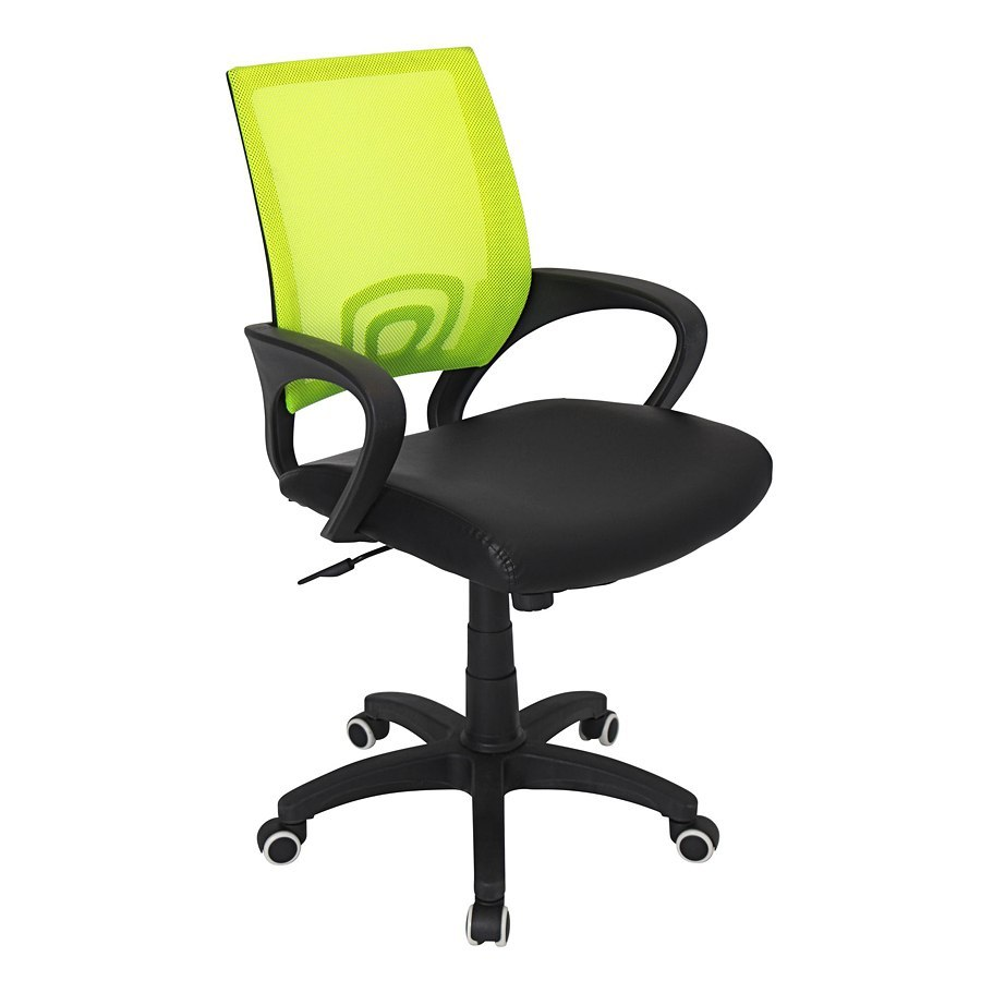 Officer Adjustable Office Chair (Lime Green)