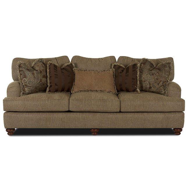 Walker Sofa Value Parchment