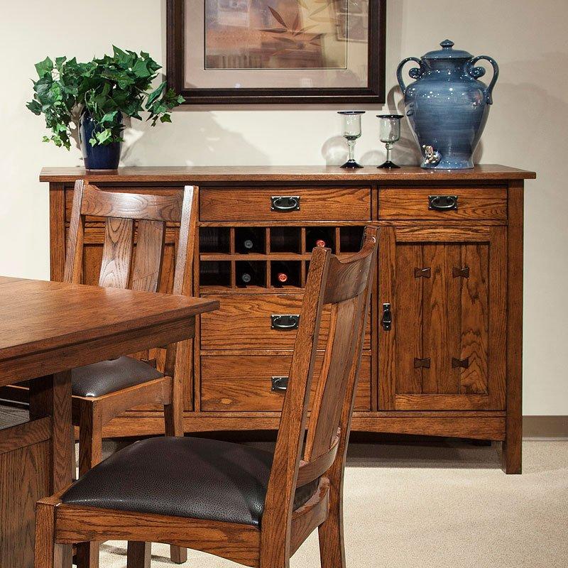 Ashley Furniture Edison Nj: Oak Park Gathering Island Set Intercon Furniture