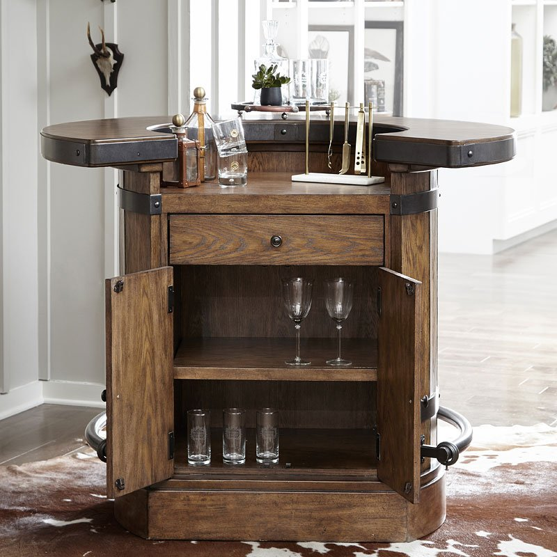 Heartland Falls Home Bar Pulaski Furniture 1 Reviews
