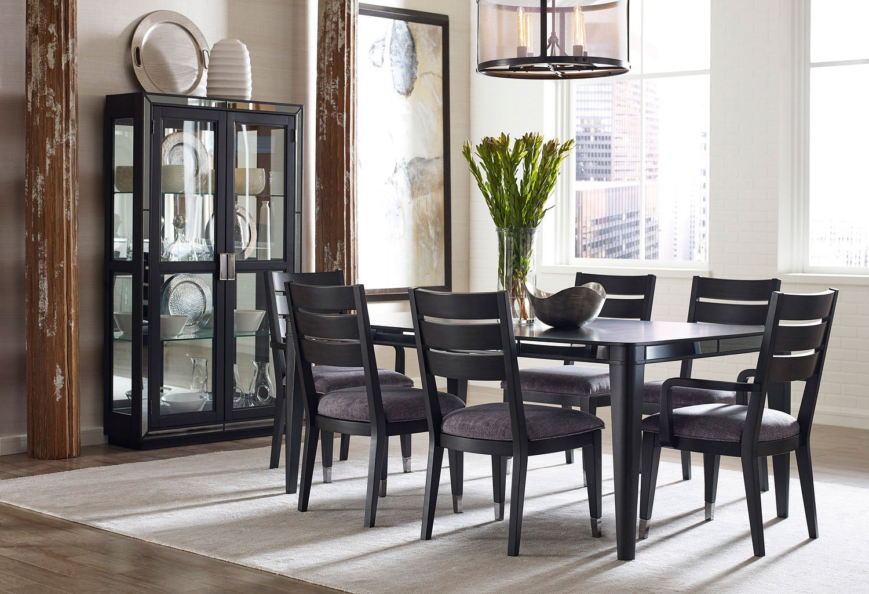 Silverton Sound Rectangular Dining Room Set