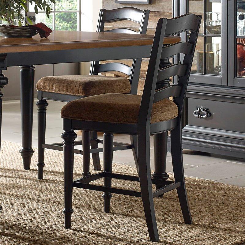 Arrow Ridge Counter Height Chair Set Of 2 Pulaski
