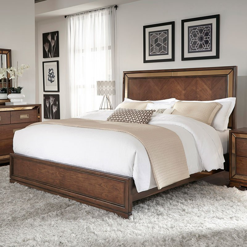 Chrystelle Panel Bed