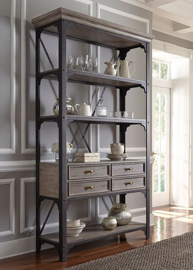 Simply Charming Bakers Rack Pulaski Furniture Furniture Cart