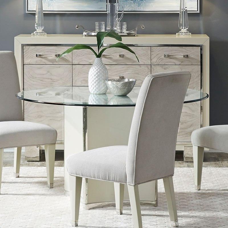 Pulaski Dining Room: Cydney Round Dining Room Set Pulaski Furniture