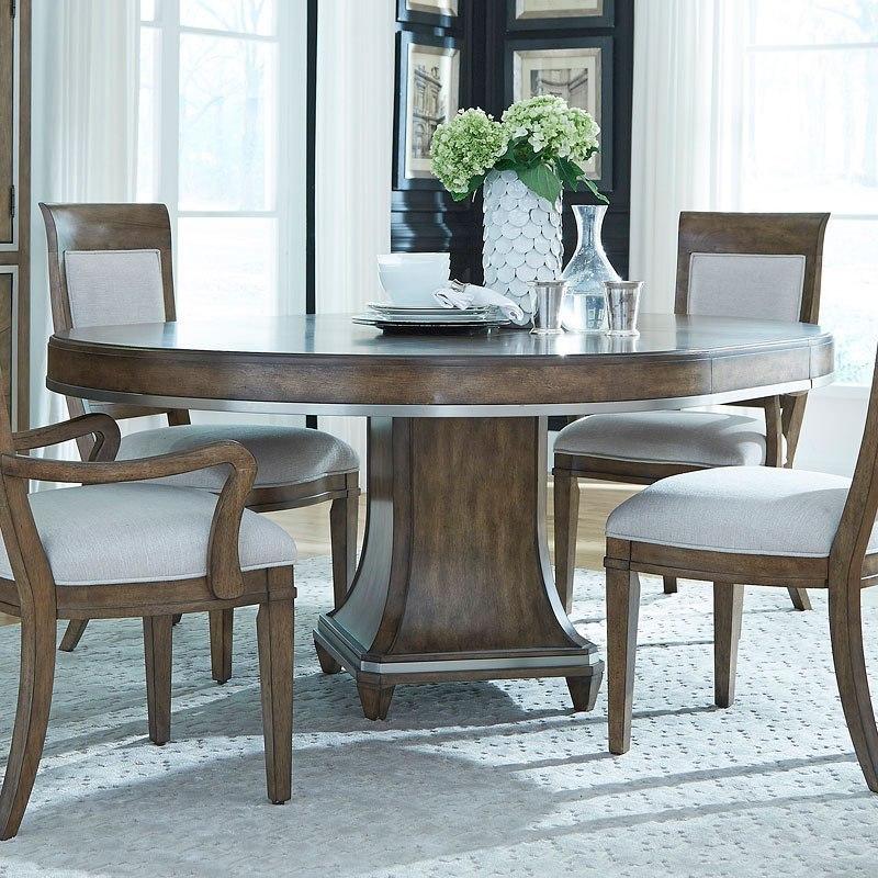 Pulaski Dining Room: Mystic Round Dining Room Set Pulaski Furniture