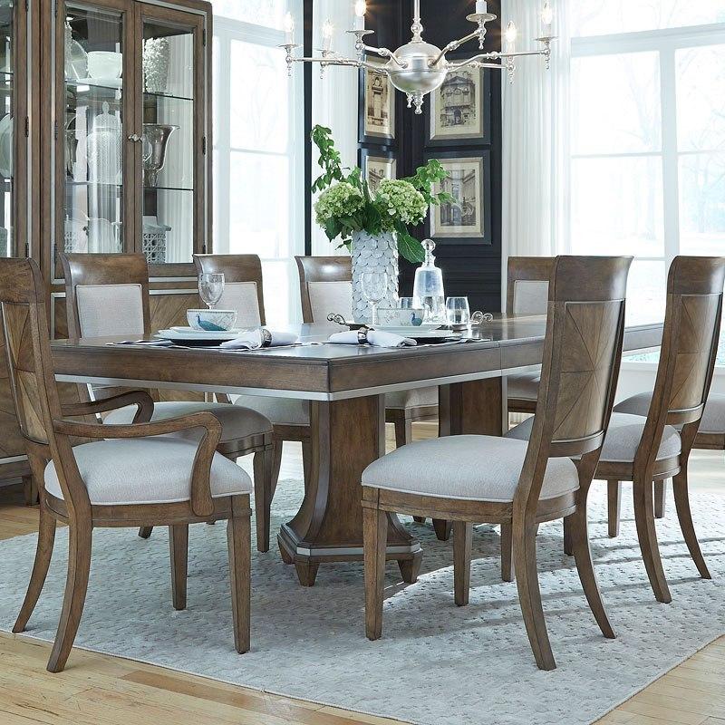 Pulaski Dining Room: Mystic Rectangular Dining Table Pulaski Furniture
