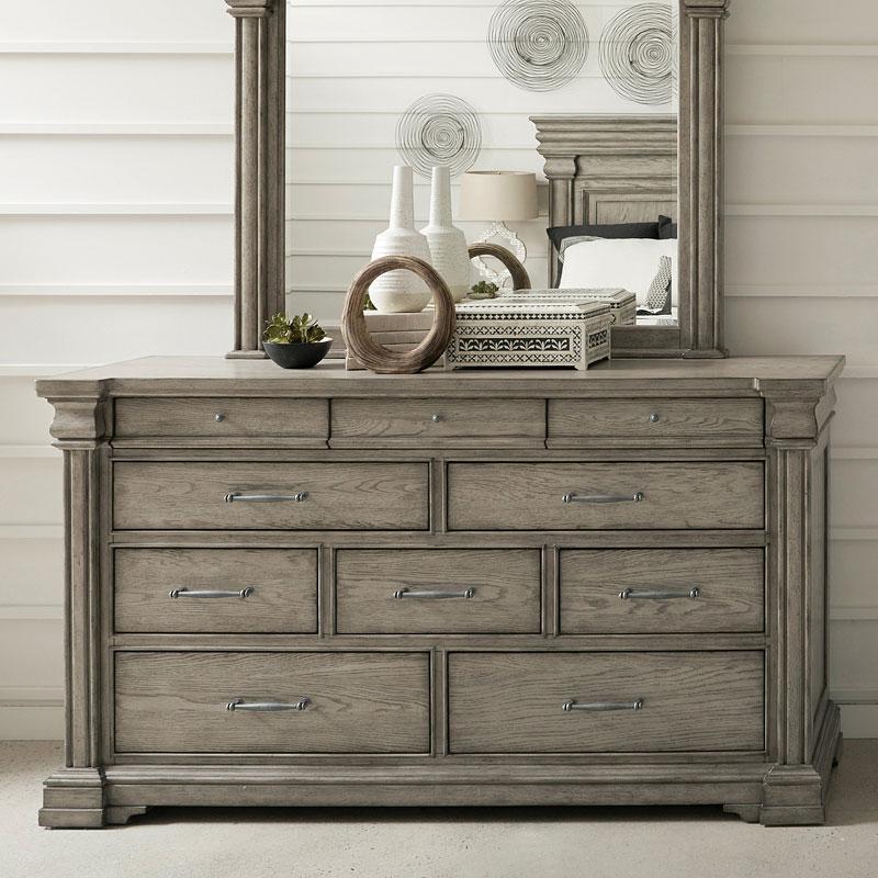 Madison Ridge Dresser Pulaski Furniture, 1 Reviews