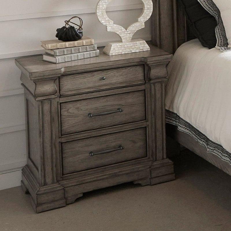 Madison Ridge Storage Bedroom Set Pulaski Furniture