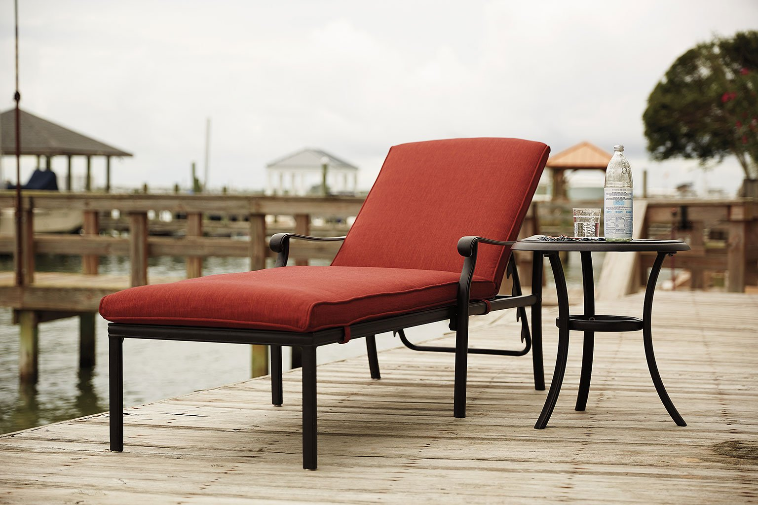 Tanglevale Outdoor Chaise Lounge Set