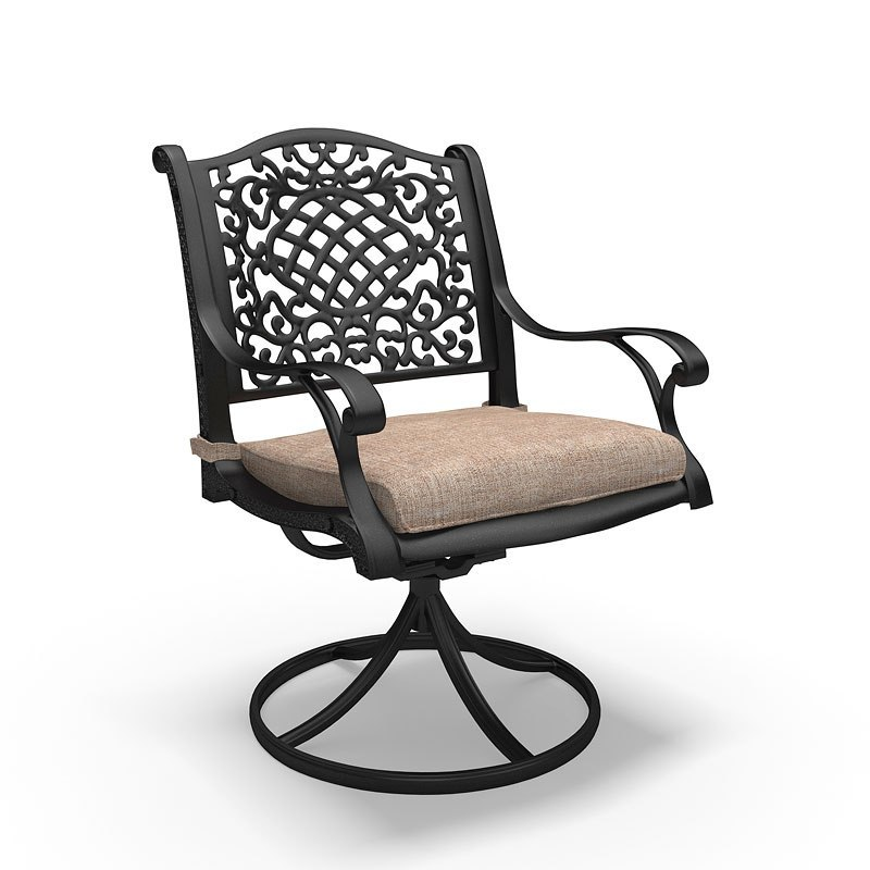 Rose View Outdoor Swivel Chair (Set of 2)