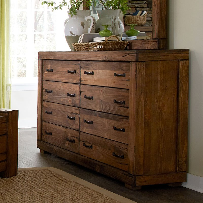 Maverick Drawer Dresser
