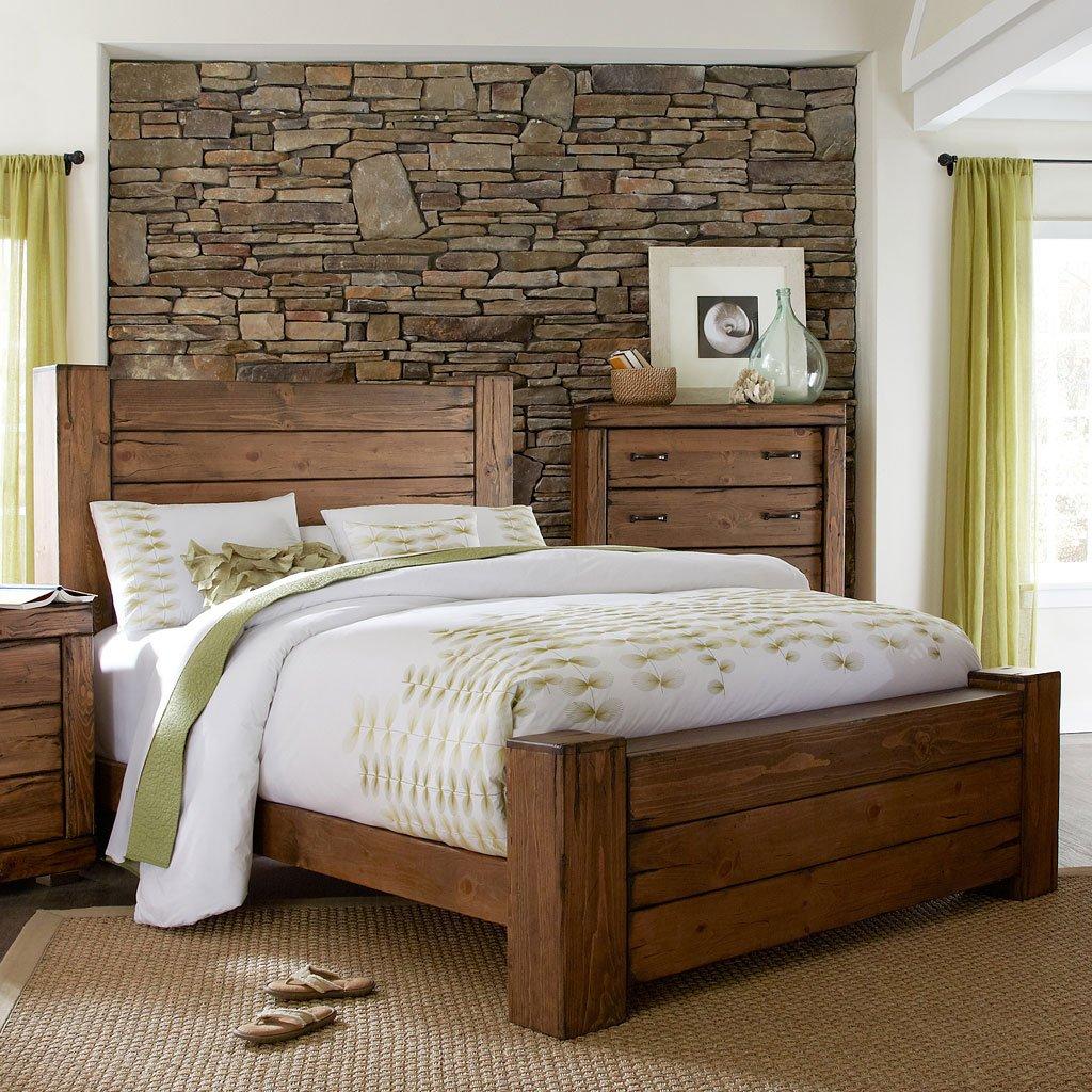 Maverick Panel Bed