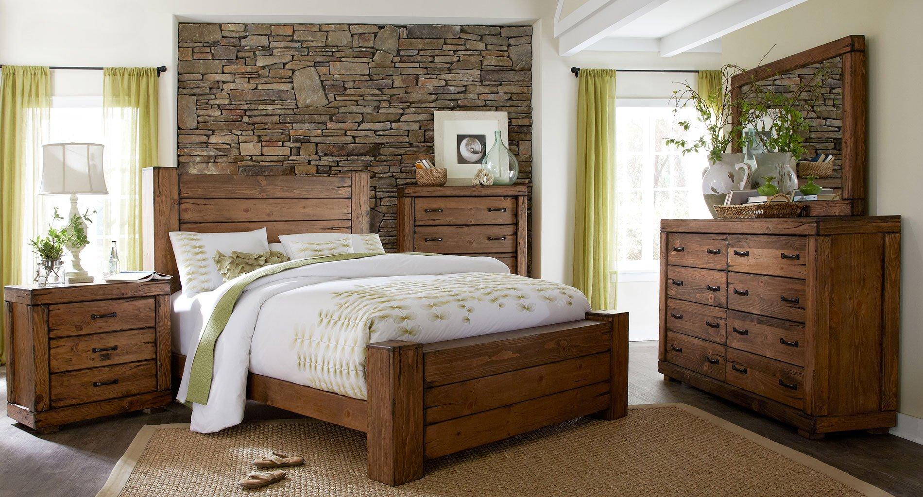 Maverick Panel Bedroom Set