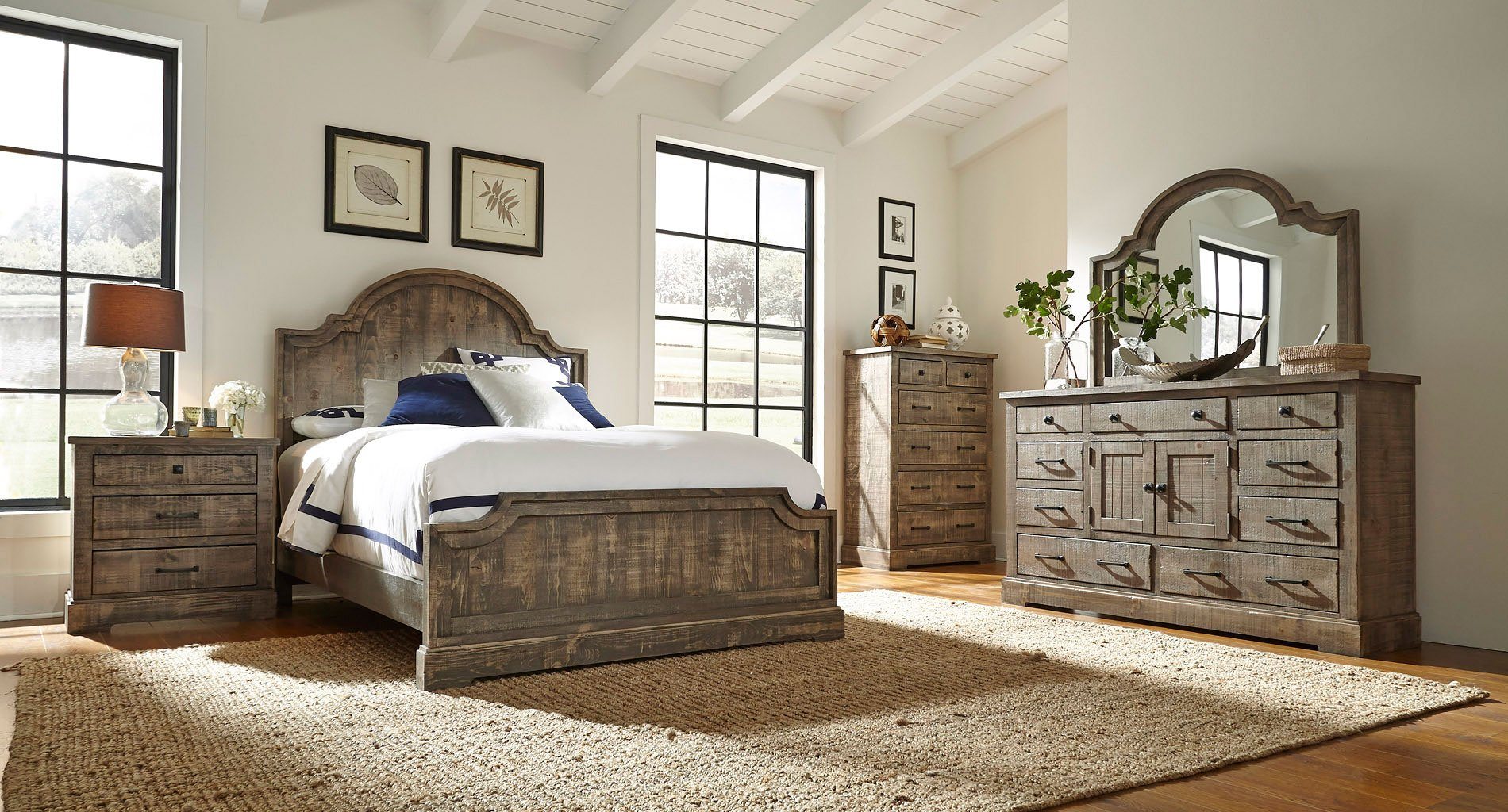 Meadow Panel Bedroom Set
