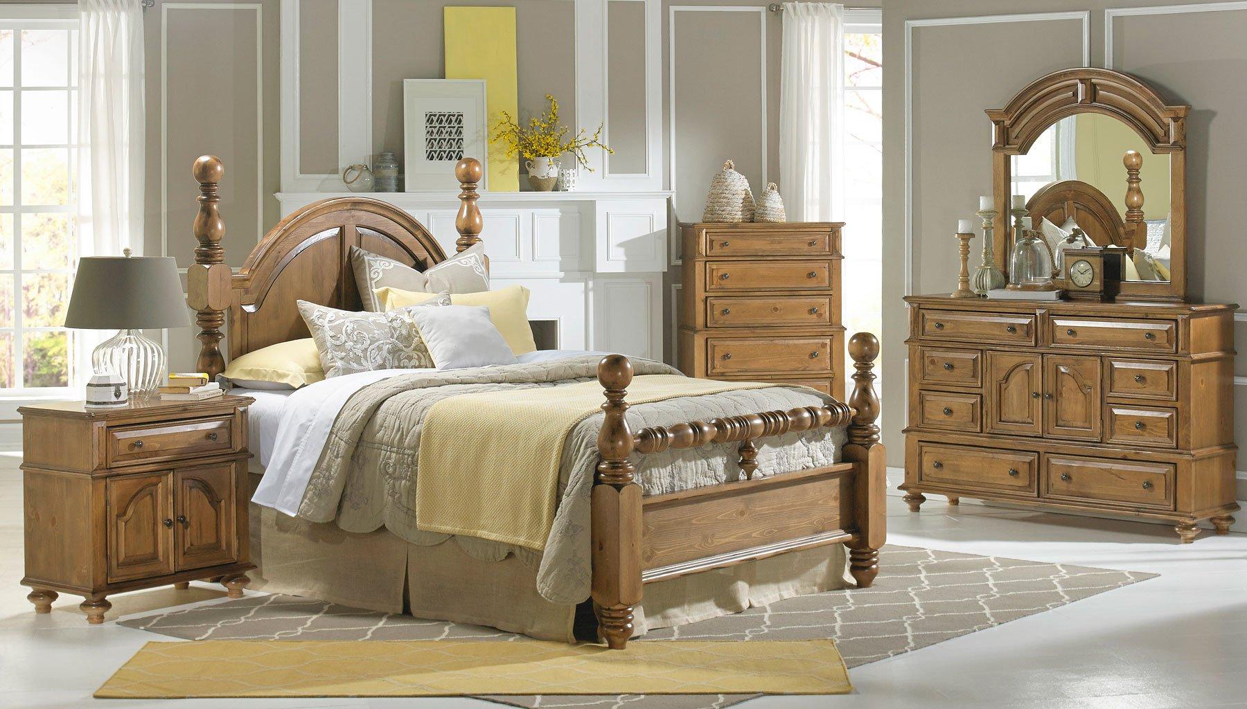 surrey bay poster bedroom set progressive furniture furniture cart