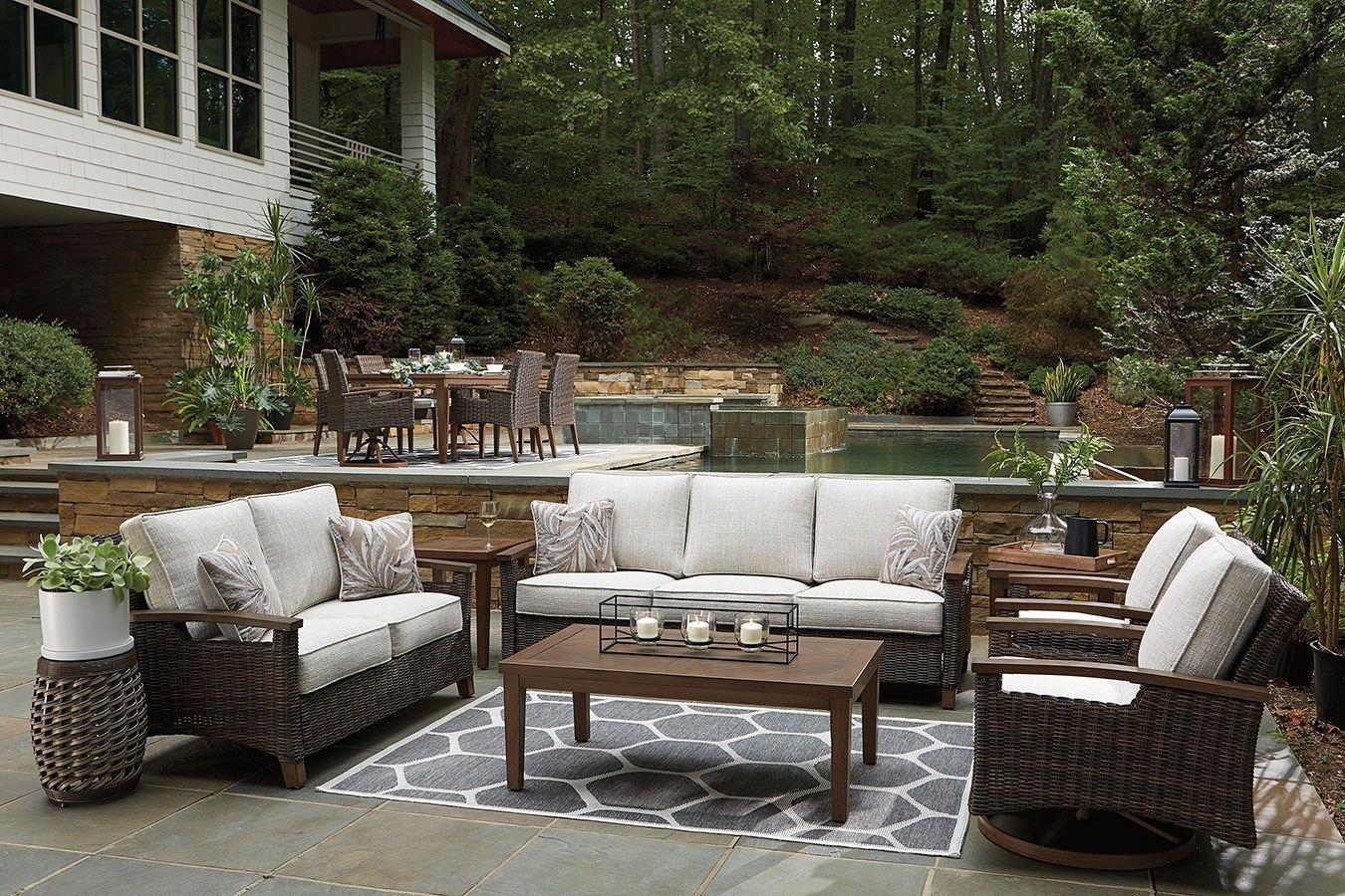 Paradise Trail Outdoor Seating Set Signature Design