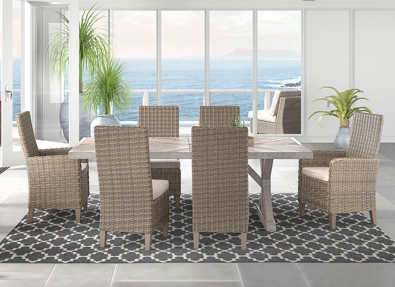 Beachcroft Outdoor Dining Set