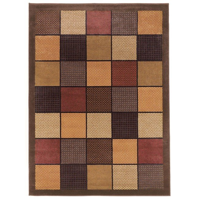 Brown Rug Signature Design By Ashley, 1