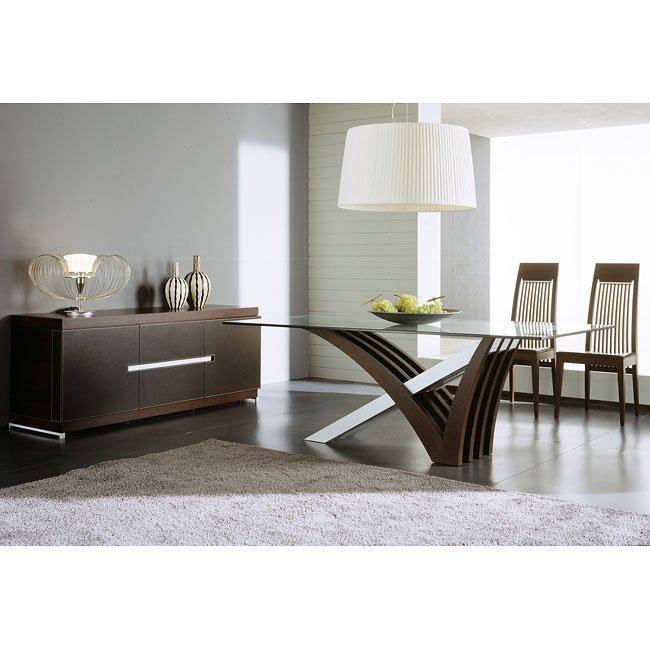 Mirage Dining Room Set