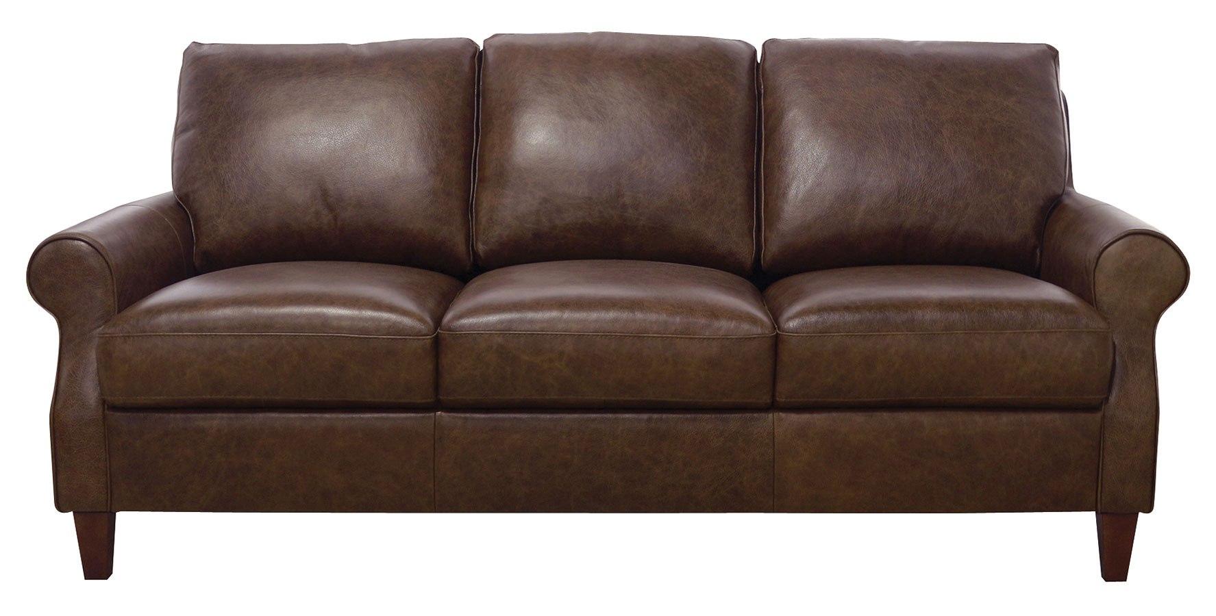 Rachel Italian Leather Sofa
