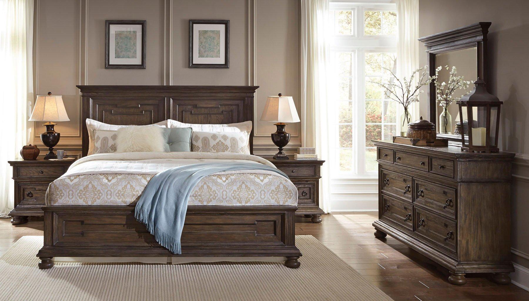 Hamilton Panel Bedroom Set
